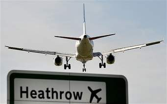 Flights cancelled at London Heathrow Airport due to IT failure