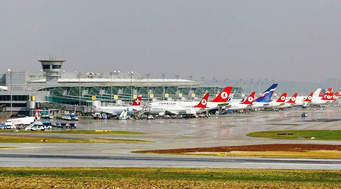 Turkish Airlines-Istanbul New Airport (IST)