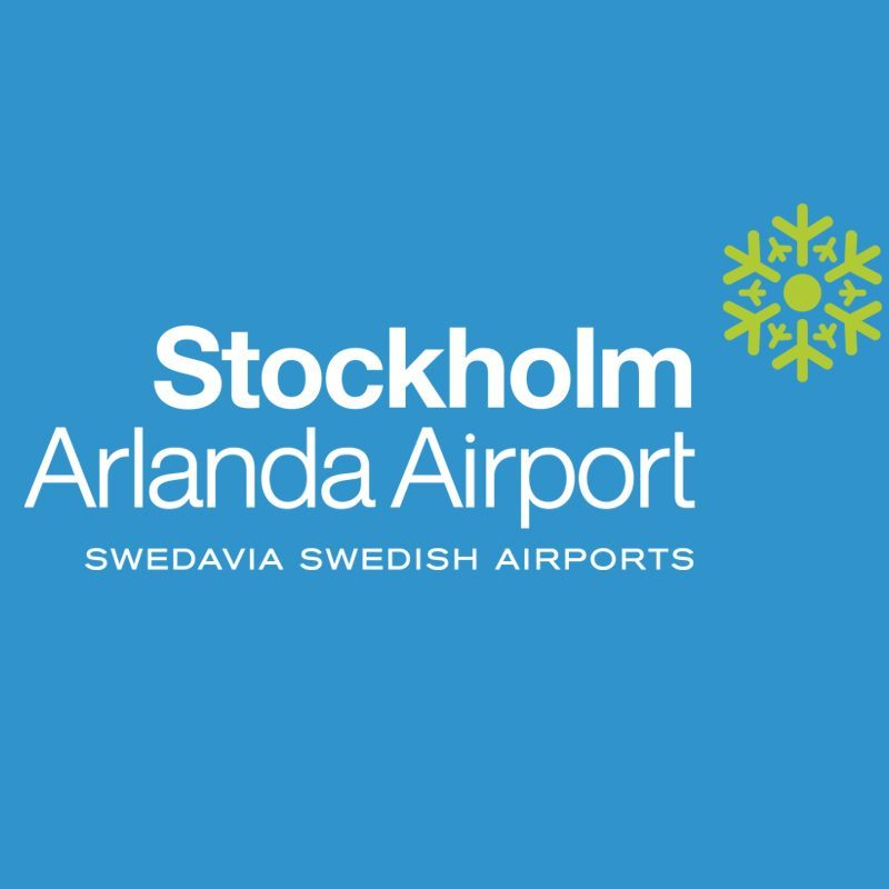 Weather disrupts flights at Stockholm Arlanda Airport